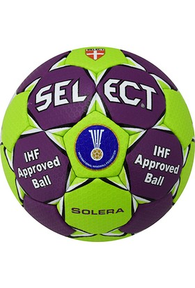 Select Solera Ihf Onaylı Dikişli 2 No Hentbol Antrenman Topu