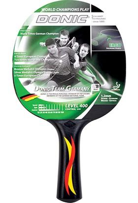 Donic Team Germany 400 Ittf Onaylı Masa Tenisi Raketi