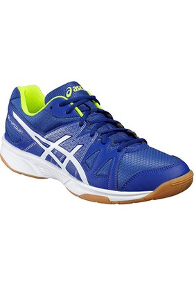 Asics B400N-4501 Gel Upcourt Voleybol-Badminton Ayakkabısı Renkli Bağcık