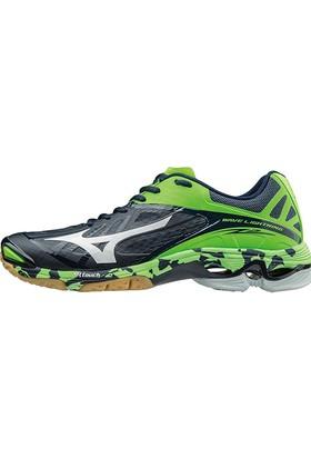 Mizuno 60006 Wave Lightning Z2 Voleybol Ayakkabısı Renkli Bağcık