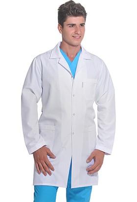 Usr Öğretmen-Doktor Önlüğü Erkek Beyaz