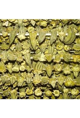 Elmacı Pazarı Şenkaya Çiçek Bamya Kurusu 250 Gr