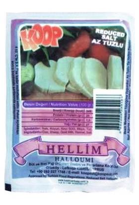 Koop Süt Kıbrıs Hellim Peyniri (Az Tuzlu) 220 Gr