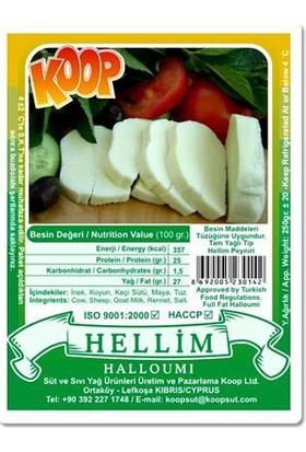 Koop Süt Kıbrıs Hellim Peyniri 250 Gr
