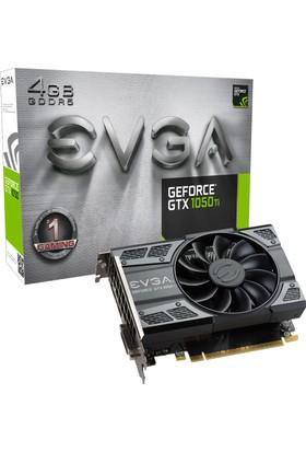 EVGA Nvidia GeForce GTX 1050 Ti Gaming 4GB 128Bit GDDR5 (DX12) PCI-E 3.0 Ekran Kartı 04G-P4-6251-KR