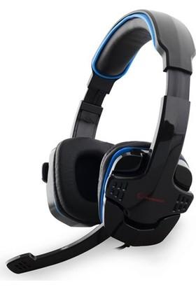 Rampage Blue Game Profesyonel Oyuncu Seti