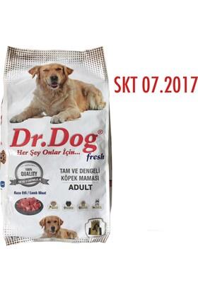 Dr. Dog Premium Kuzu Etli Köpek Maması 15kg
