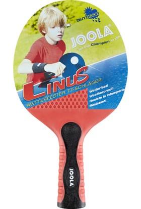 Joola Linus Kırmızı Outdoor Masa Tenisi Raketi