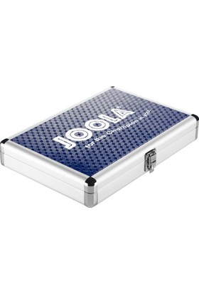 Joola Mavi Aluminyum Raket Kılıfı