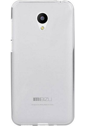 Gpack Meizu M3 Note Kılıf 0.2Mm Silikon