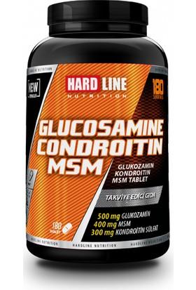 Hardline Nutrition Glucosamıne 120 Tablet