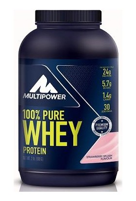 Multipower Pure Whey Protein %100 908G
