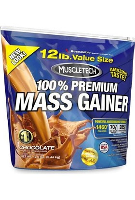 Muscletech Premium Mass Gainer 12 Lb 5440 G