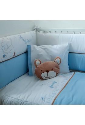 Aybi Bebek Juju Blue Mini Uyku Seti
