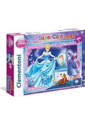 Clementoni 104 Parça Disney Cinderella Xxl Puzzle