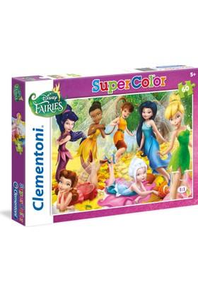 Clementoni 60 Parça Disney Fairies Xl Yapboz