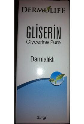 Dermolife Gliserin Damlalıklı 35Gr