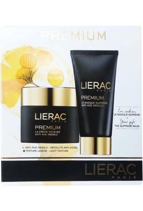 Lierac Premium The Silk Cream - Lierac Premium Supreme Mask