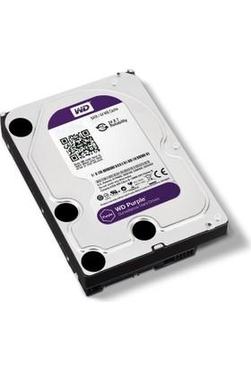 """Wd 3 Tb 3.5"""" intellipower Purple Av-Gp 64Mb Sata Wd30Purx"""