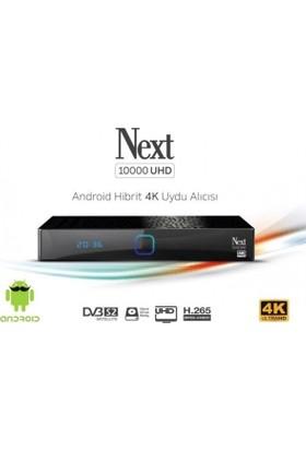 Next 10000 Uhd Android Hybrid Uydu Alıcısı
