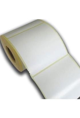 Crea 100 X 100 Termal Barkod Etiketi