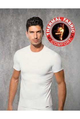Doreanse 2875 Erkek Kısa Kollu Termal T-Shirt
