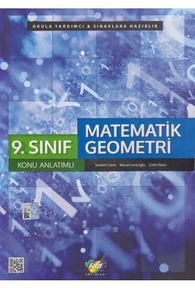 Fdd Yayınları 9. Sınıf Matematik Geometri Konu Anlatımlı