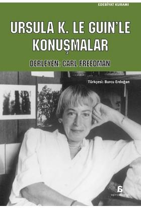 Ursula K. Le Guın'Le Konuşmalar