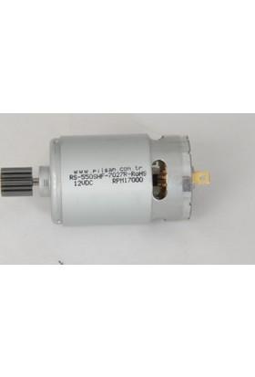 Pilsan Motor 12V 17000 Rpm (Dişli Takılı)