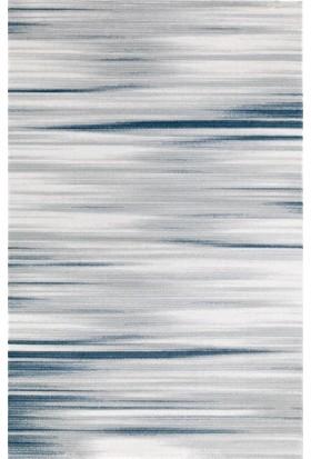 Padişah Marva MR-13824-0063 Modern Mavi Halı