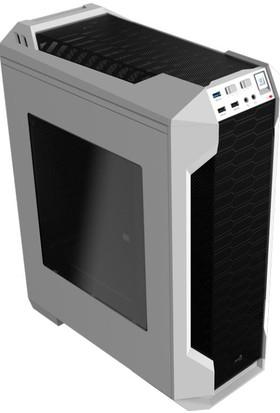 Aerocool LS5200 Usb 3.0 Mid Tower Beyaz Oyuncu Kasası (AE-LS5200-WH)
