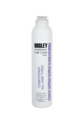 Bosley Conditioner All Hair Type Şampuan 300 Ml