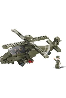 Sluban B0298 Askeri Helikopter 199 Parça