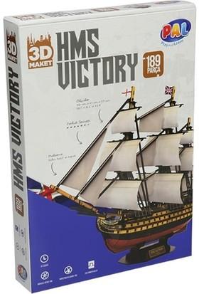 Pal 3283 Hms Vıctory Gemisi