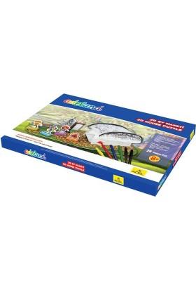 Adeland 5443000 3D Ev Maketi