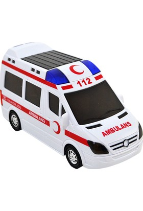 Can 89-2689B Işıklı Sesli Ambulans