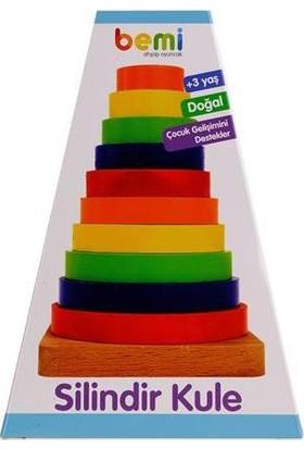 Bemi 1109 Silindir Renkli Kule