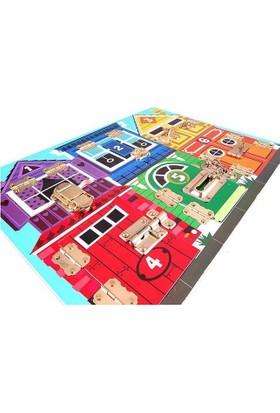 Akay Gk015 Kilit Eğitimi Puzzle