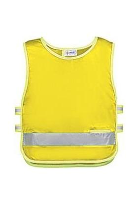 Akay Ip0206 Sarı Gezi Önlüğü