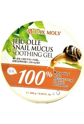 Limonian Pax Moly Jeju 100 Snail - Nemlendirici Salyangoz Jeli