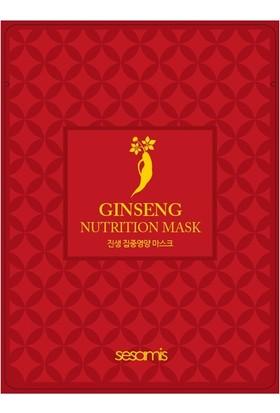 Limonian Sesamis Ginseng - Kore Ginseng Özlü Yoğun Besleyici Maske