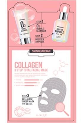 Limonian SkinGuardian Collagen-Kırışık Karşıtı Marin Kolajen Yüz Maskesi