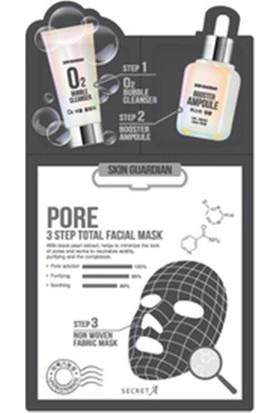 Limonian Skin Guardian Pore - Siyah İnci Özlü Gözenek bakımı Yüz Maskesi