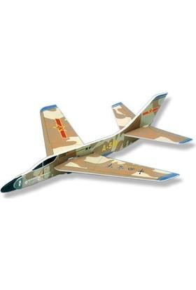 Attack Aircraft A5M Serbest Model Uçak