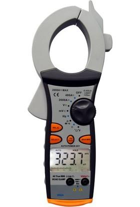 Holdpeak 850A Pensampermetre AC DC True RMS Ölçü Aleti