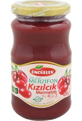Öncüller % 100 Doğal Kızılcık Marmeladı 430 gr
