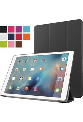 Ally Apple iPad Pro 9.7 Smrat Cover Standlı Ultra İnce Deri Kılıf