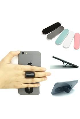 Ally Multi Band Silikon Telefon Tablet Tutucu& Standı