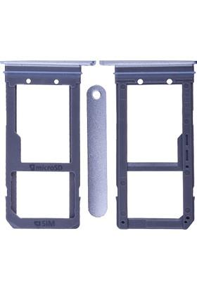 Ally Samsung Galaxy S7 Edge G935 Orj Sim Hafıza Kart Kapağı