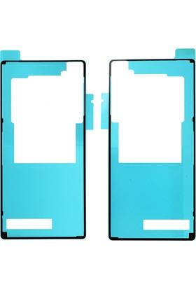 Ally Sony Xperia Z3 Orj Arka Kapak Yapışkanı